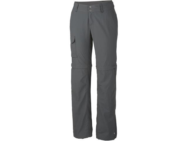 Columbia Silver Ridge Convertible Pants long Women, grill